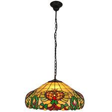 Priska Tiffany-Style Pendant Light