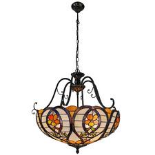 Alister Tiffany-Style Pendant Light