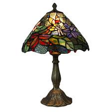 Milan Leadlight Table Lamp