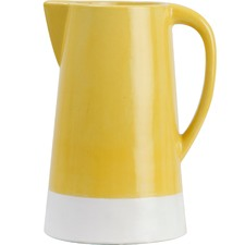 Sunflower Ceramic Pitcher