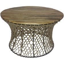 Fish Net Coffee Table