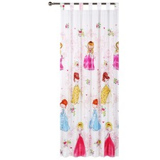Princess Girl Tab Top Curtain Set