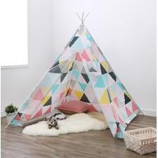 Triangles Teepee Tent
