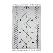 Sabina Hand-Knotted Moroccan Style Rug