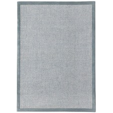 Aqua Idina Hand Tufted Wool Rug