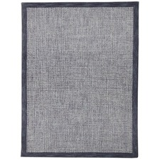 Navy Idina Hand Tufted Wool Rug