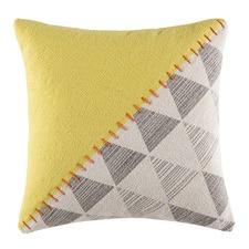 Kippy Citrus Square Cushion