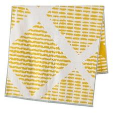 Mason Mustard Bath Towel