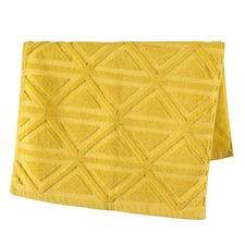 Mason Mustard Bath Mat