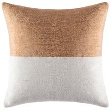 Flash Copper Square Cushion Cover