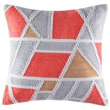 Litmus Red Cushion