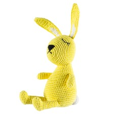 Bella Crochet Rabbit Citrus Toy