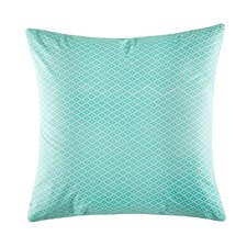 Alva Aqua Euro Pillowcase