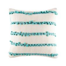 Pimba Aqua Square Cushion