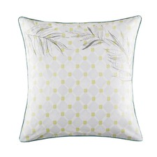 Mimi Green Euro Pillowcase