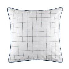 Ellis Blue Euro Pillowcase