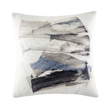 Zaviour Denim Square Cushion