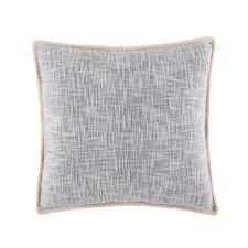 Elise Grey Square Cushion