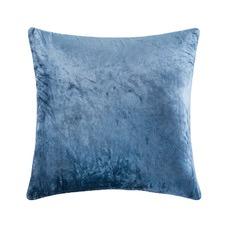 Vello Blue Square Cushion