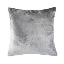 Vello Grey Square Cushion
