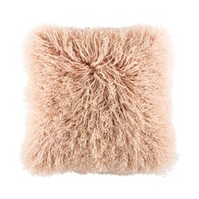 Zayaa Blush Square Cushion