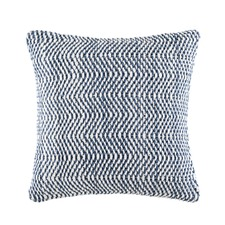 Zeke Denim Square Cushion
