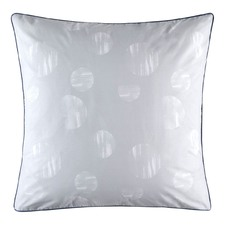 Grey Eddie Euro Square Pillowcase