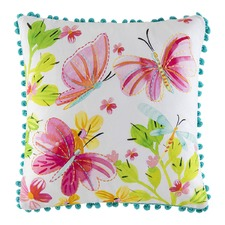 Square Cactus Cotton Cushion