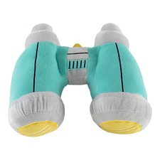 Binoculars Plush Toy Cushion