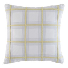Yellow Chetto Square Cushion