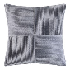 Grey Harkness Square Cushion