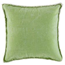 Green Kuta Cotton Cushion