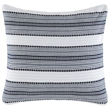 Black & White Kirby Euro Pillowcase