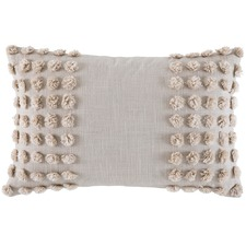 Naomi Pom Pom Cotton Cushion
