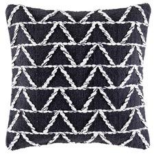 Monty 3D Geometric Cotton Cushion