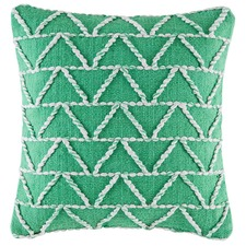 Monty 3D Geometric Cotton Cushion