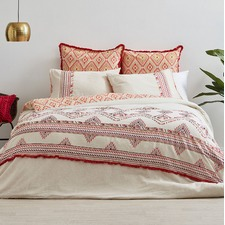 Esra Cotton Quilt Cover Set