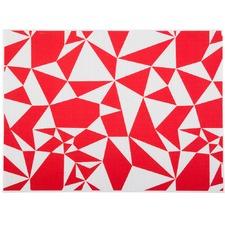 Acute Geometric PVC Placemat