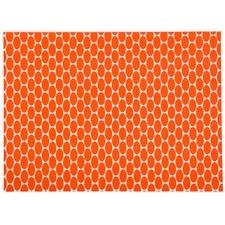 Orange Breeze PVC Placemat