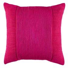 Berry Tuxedo Square  Cushion