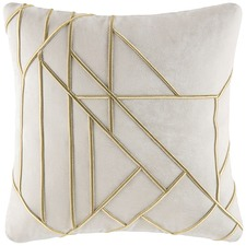 Deci Velvet Cushion
