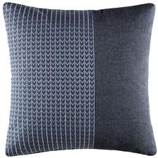 Denim Nash Cotton & Linen Cushion