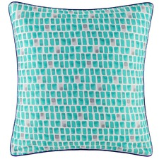 Aqua Ballencio Cotton Euro Pillowcase
