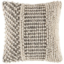 Balero Bobble Wool Blend Cushion
