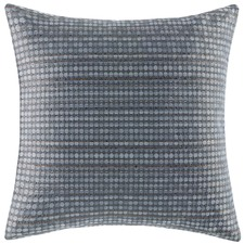 Charcoal Anwar Spot Euro Pillowcase