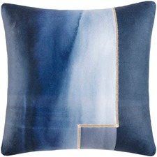 Indigo Luxe Cushion
