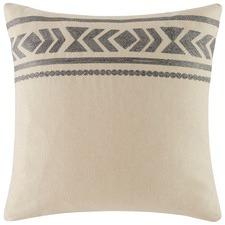 Vitta Embroidered Euro Pillowcase