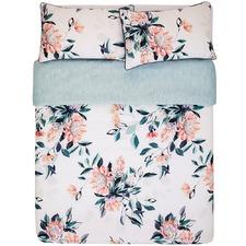 Protea Cotton Sateen Quilt Cover Set