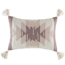 Blush Akita Cotton Cushion