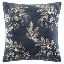 Botanical Rosamund Square Velvet Cushion